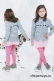 Детская кофта, связанная спицами. Описание и схемы бесплатно