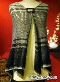 Вечерний наряд своими руками: шаль, связанная крючком. Описание и схемы вязания бесплатно