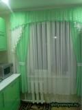 Мастер-класс для начинающих: как сшить шторы на кухню непрофессионалу. Авторская работа