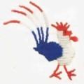Поделки своими руками: животные из бисера - петушок. Схемы. Для начинающих.