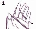 Уроки ручного вязания для начинающих: крестообразный наборный край двойной нитью