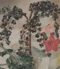 Пальма, сплетенная из бисера. Описание + схемы. Для начинающих