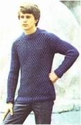 Уроки ручного вязания для начинающих: модели и техника их вязания. Продолжение