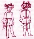 Шитье одежды для детей дошкольного возраста: снятие мерок