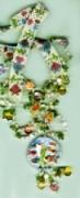 Украшения из бисера: схема плетения ожерелья