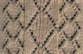 Аранское вязание: узор спицами 16. Описание + схемы