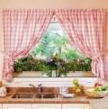 Как сшить шторы своими руками: кухонные занавески на кулиске. Пошаговое описание