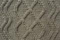 Аранское вязание: узор спицами 24. Описание + схемы