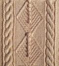 Аранское вязание: узор спицами 27. Описание + схемы
