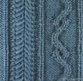 Аранское вязание: узор спицами 31. Описание + схемы
