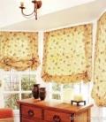 Мастер-класс: как сшить шторы в венецианском стиле с буфами своими руками