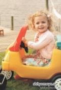 Детский жакет с закругленными краями для девочки 4 и 5 лет, связанный спицами. Описание + схемы