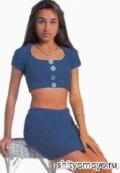 Бесплатные модели: вязание кофточек спицами