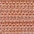 Вязание крючком схемы: узор 9
