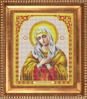 Рисунок на ткани И-4006 Присвятая Богородица Умиление