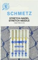 Иглы машинные Schmetz S №65,75,90, 0702252 стрейч