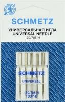 Иглы машинные Schmetz №100. 0701050 универсальные