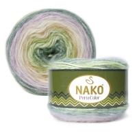 Пряжа Nako Peru Color (32185)
