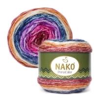 Пряжа Nako Peru Color (32187)