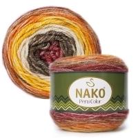 Пряжа Nako Peru Color (32188)
