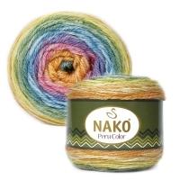 Пряжа Nako Peru Color (32190)