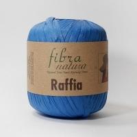 Пряжа Raffia Fibranatura (116-10 голубой)