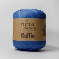 Пряжа Raffia Fibranatura (116-13 синий)