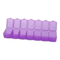 Контейнер пластик Т-38 Гамма (фиолетовый)