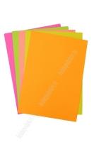 Бумага цветная флюоресцентная