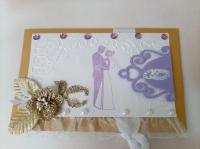 Открытка Свадьба набор для создания