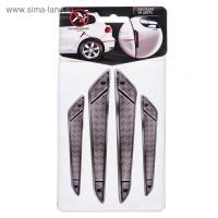 Накладка на дверь автомобиля защитная Металл