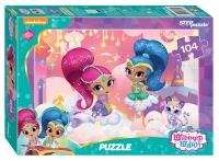 Степ пазл Мозаика puzzle 104 (Disney) Шиммер и Шайн