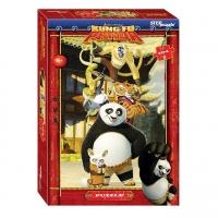 Степ пазл Мозаика puzzle 104 (Disney) Кунфу Панда
