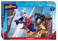 Степ пазл Мозаика puzzle 160 Человек паук
