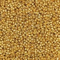 Бисер Чехия (50гр) 18388 золото