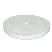 Лента эластичная 35мм, (тканная) белая