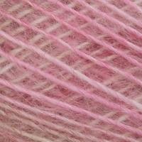 Пряжа Сеам Ангора фине принт (Пряжа Сеам Ангора фине принт, цвет 205 песочный/пудрово-розовый (новинка))