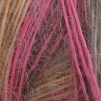 Пряжа Сеам Ангора фине принт (Пряжа Сеам Ангора фине принт, цвет 6513 коричневый/малиновый/тёмно-серый/серо-голубой)