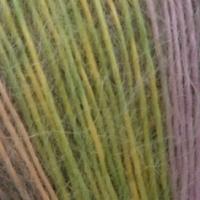 Пряжа Сеам Ангора фине принт (Пряжа Сеам Ангора фине принт, цвет 6511 лимонный/аметистовый/персиковый/зелёный)