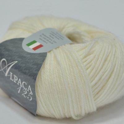 Пряжа Сеам Альпака 125 (Пряжа Сеам Альпака 125, цвет 02)