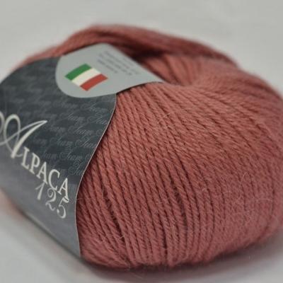 Пряжа Сеам Альпака 125 (Пряжа Сеам Альпака 125, цвет 3340)