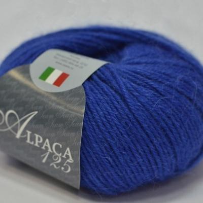 Пряжа Сеам Альпака 125 (Пряжа Сеам Альпака 125, цвет 6740)