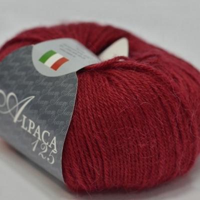 Пряжа Сеам Альпака 125 (Пряжа Сеам Альпака 125, цвет 3609)