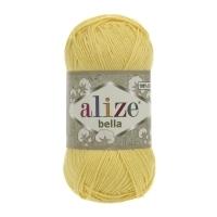 Пряжа Ализе Белла (110 лимон)