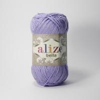 Пряжа Ализе Белла (158 нежная сирень)