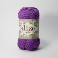 Пряжа Ализе Белла (45 т.фиолетовый)