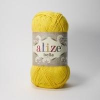 Пряжа Ализе Белла (488 желтый)