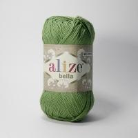 Пряжа Ализе Белла (492 зеленый)