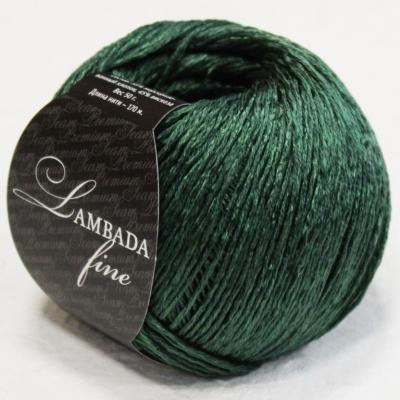 Пряжа Сеам Ламбада фине (08 зеленый)