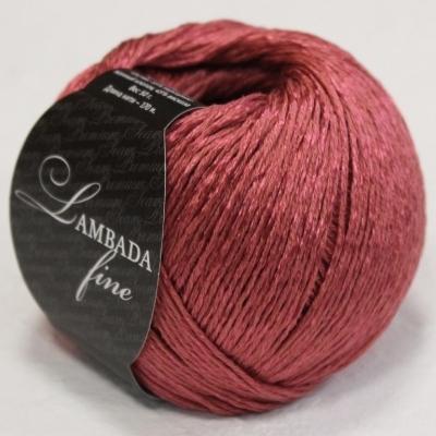 Пряжа Сеам Ламбада фине (Пряжа Сеам Ламбада фине, цвет 19 пыльный кедр)